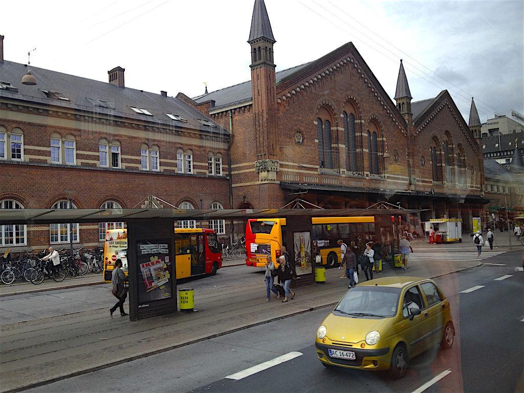 Market in Copenhagen, Denmark